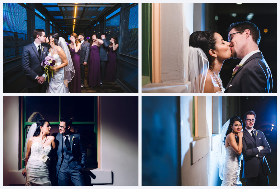 Wedding Photos at Hotel Congress in Tucson Arizona